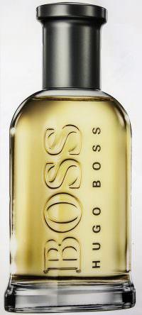 Doming olfactif Hugo Boss Sÿnia