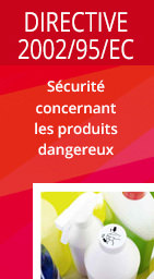 Sÿnia normes produits dangereux