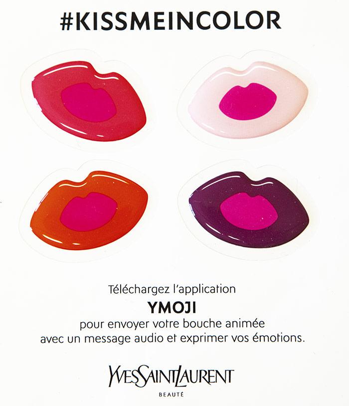 Doming olfactif Yves saint Laurent Sÿnia