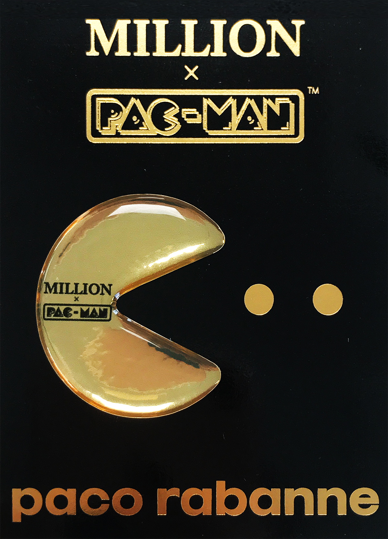 Doming olfactif Million PAC-MAN