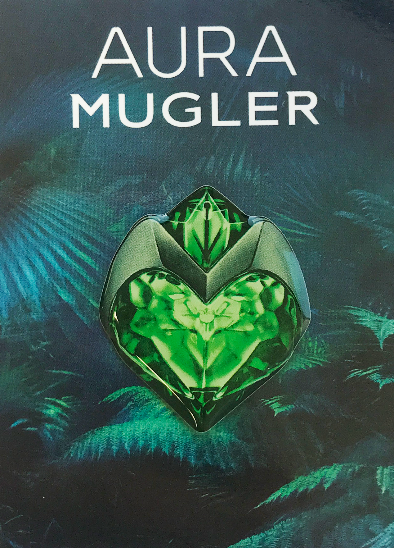 Doming olfactif Aura Mugler Synia