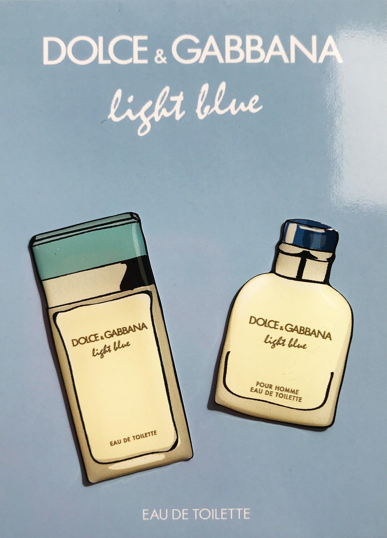 Doming olfactif Dolce Gabbana Sÿnia