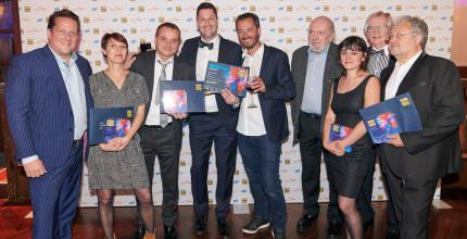 FESPA AWARDS 2019 – Sÿnia remporte de nouveau une distinction Winner