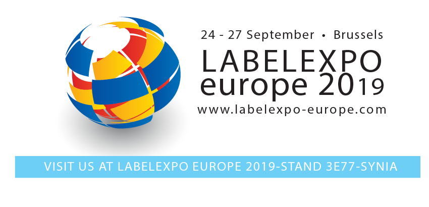 LABELEXPO EUROPE 2019 SYNIA