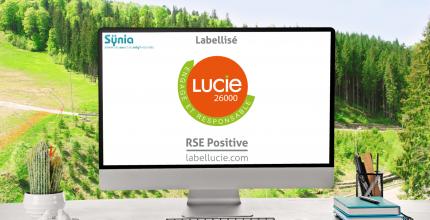 Sÿnia, 1re imprimerie de labeur à obtenir le label LUCIE