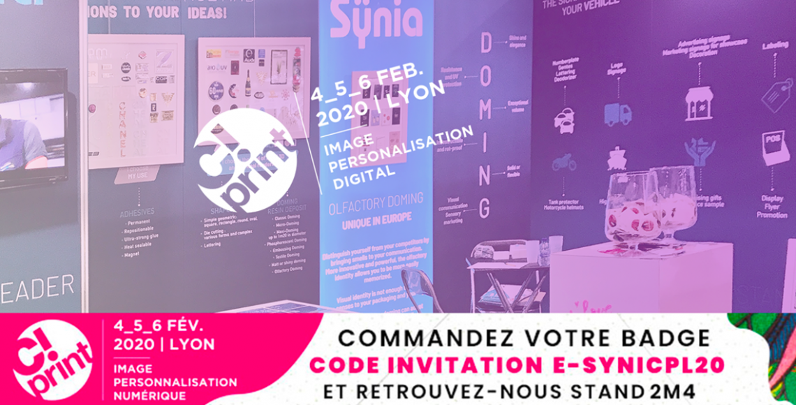 C!Print ; 2020 ; Communication visuelle ; Sÿnia ; Doming