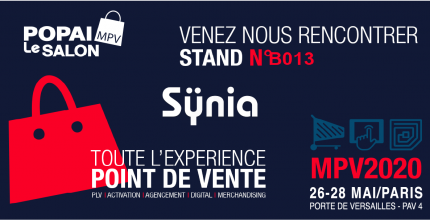 Le salon du Marketing Point de Vente